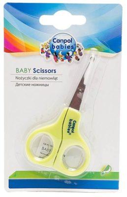 Canpol Babies Ножницы 2/810 белый