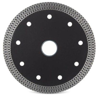 Диск алмазный по керамограниту тонкий 125 мм VIRA RAGE