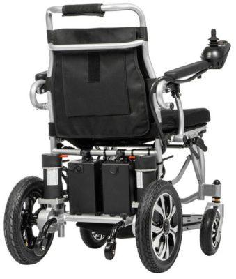 8 лучших механических и электрических инвалидных колясок