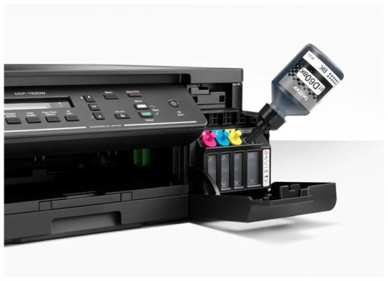 Brother DCP-T520W InkBenefit Plus, черный