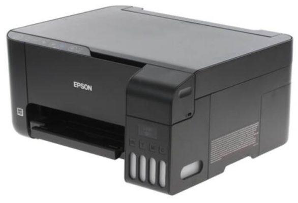 Epson L3150, черный