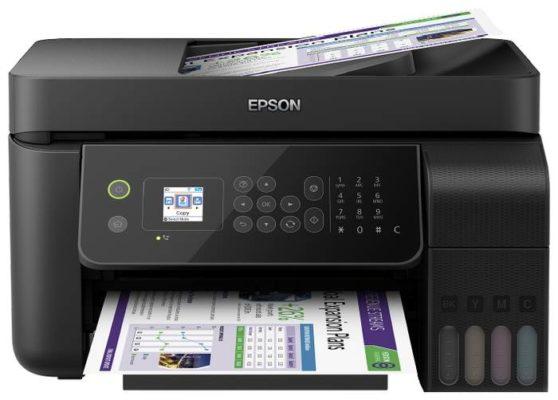 Epson L5190, черный