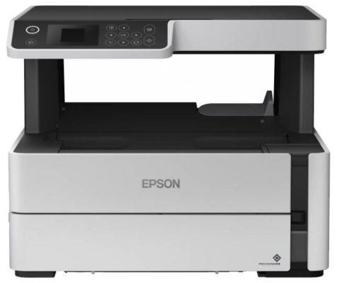 Epson M2140, черный/серый