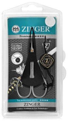 ZINGER Premium 1303 Salon, матовый серебристый
