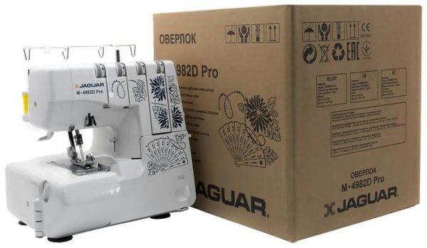 Jaguar M-4982D Pro