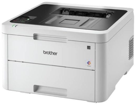 Brother HL-L3230CDW, белый/черный