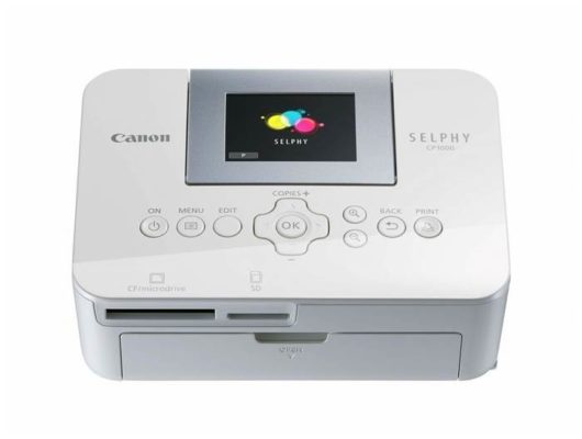 Canon Selphy CP1000, белый