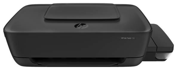 HP Ink Tank 115, черный