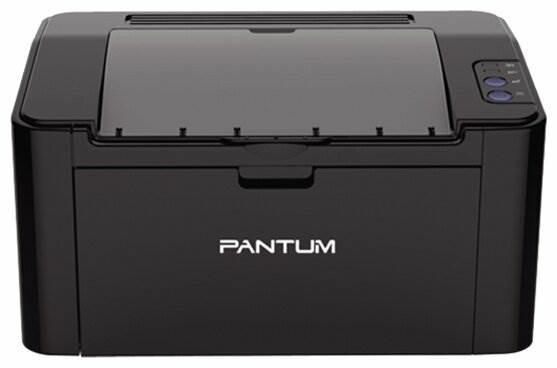 Pantum P2207, черный