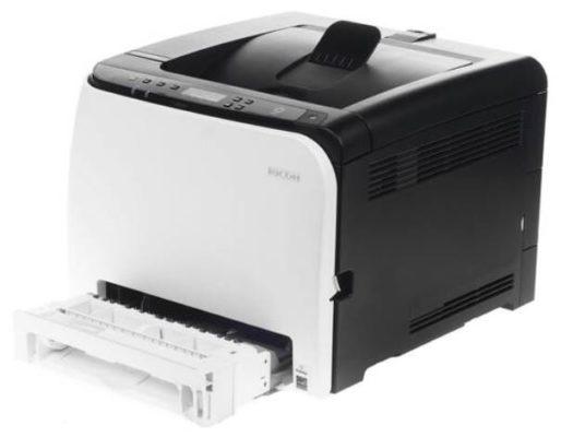 Ricoh SP C261DNw, белый/черный