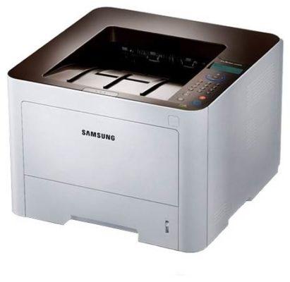 Samsung ProXpress M4020ND, белый/черный