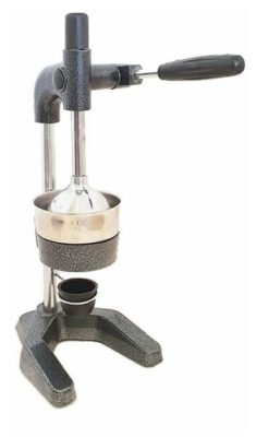 Профессиональный пресс - соковыжималка для гранатов и цитрусовых, редукторный механизм, Kale, Турция