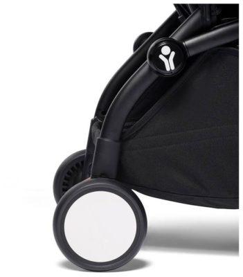 BABYZEN Yoyo2 6+, Toffee/черная рама, цвет шасси: черный