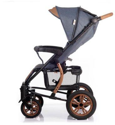 10 лучших всесезонных прогулочных детских колясок