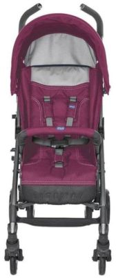 Chicco Lite Way3 Top, red berry
