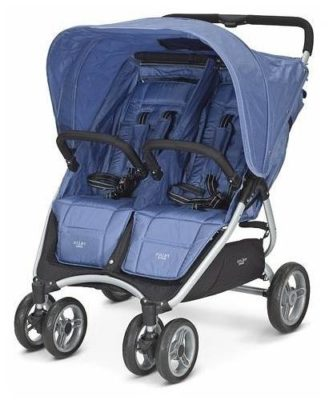Valco Baby Snap Duo, cool grey