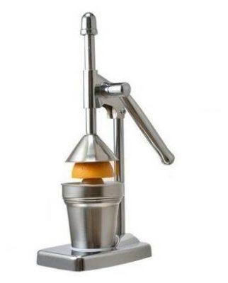 Ручная соковыжималка Manual juicer, для цитрусовых, пресс, емкость для сока, механическая