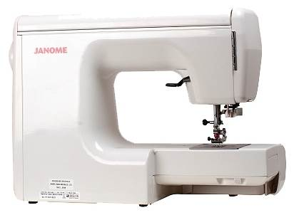 Janome 7524A, белый