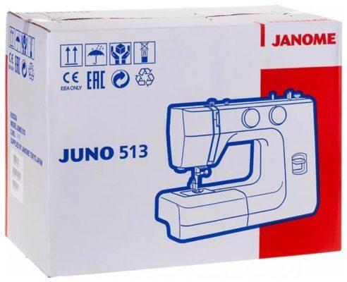 Janome Juno 513