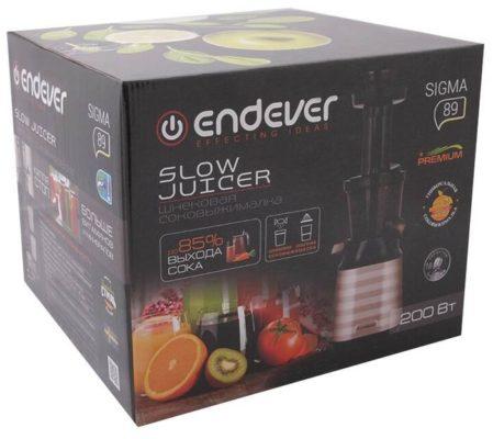 ENDEVER Sigma-89