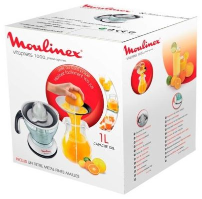 Moulinex PC 302B10 Vitapress 1000