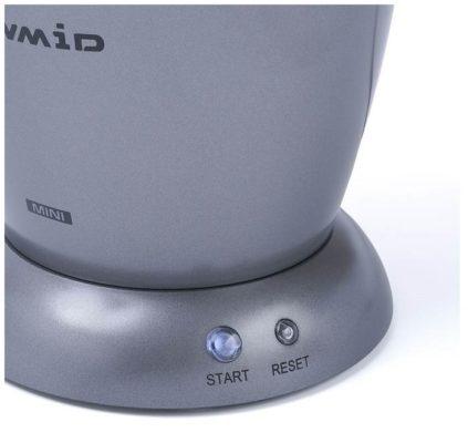 RAWMID Mini RMJ-01, серебряный