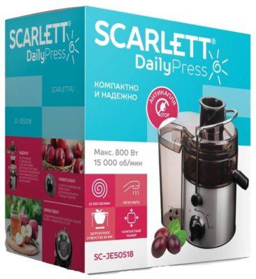 Scarlett SC-JE50S18