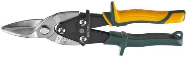 Строительные ножницы прямые 260 мм Kraftool Alligator 2328-S