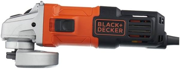 BLACK+DECKER G650, 650 Вт, 115 мм