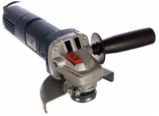 BOSCH GWS 9-125 S, 900 Вт, 125 мм