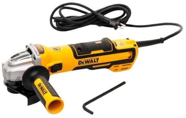 DeWALT DWE4357-QS, 1700 Вт, 125 мм
