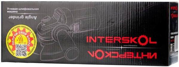Интерскол УШМ-115/700, 710 Вт, 115 мм