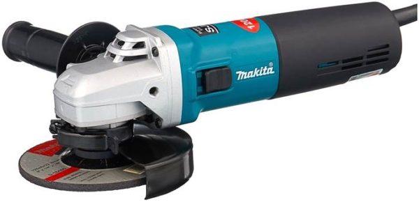Makita 9562CVН, 1200 Вт, 125 мм