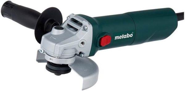 Metabo W 650-125, 650 Вт, 125 мм