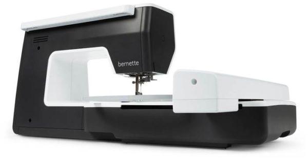 Bernina Bernette b70 Deco белый/черный