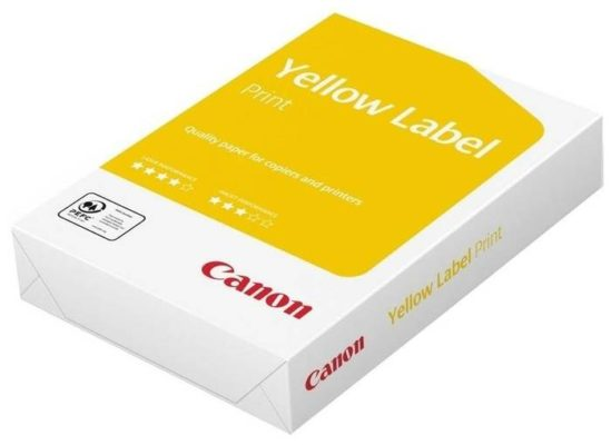 Canon A4 Yellow Label Print 80 г/м²