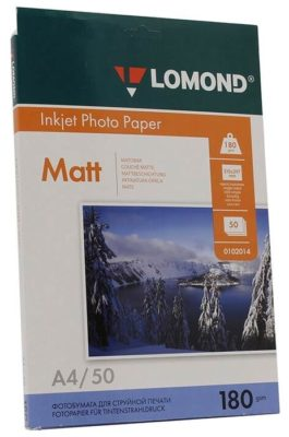 10 лучших видов бумаги для печати документов и фотографий