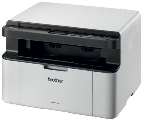 Brother DCP-1510R, белый/черный