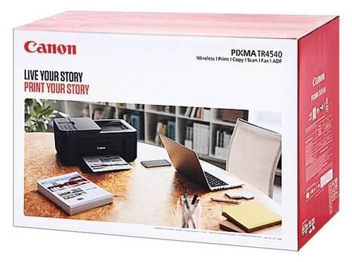 Canon PIXMA TR4540, черный