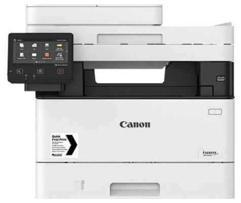 Canon i-SENSYS MF443dw, белый/черный