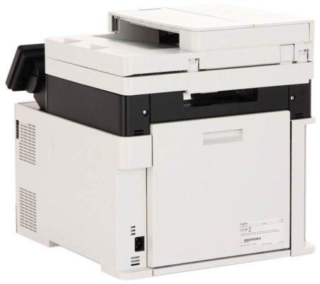 Canon i-SENSYS MF742Cdw, белый/черный