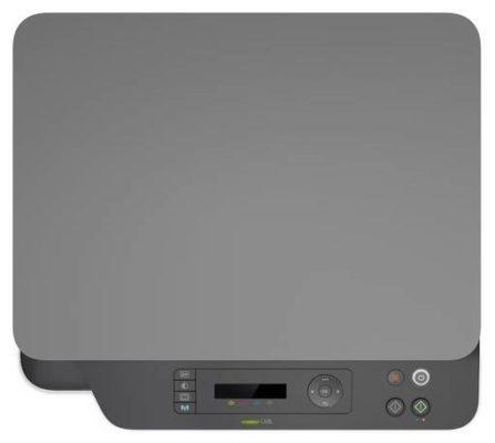 HP Color Laser MFP 178nw, белый/черный