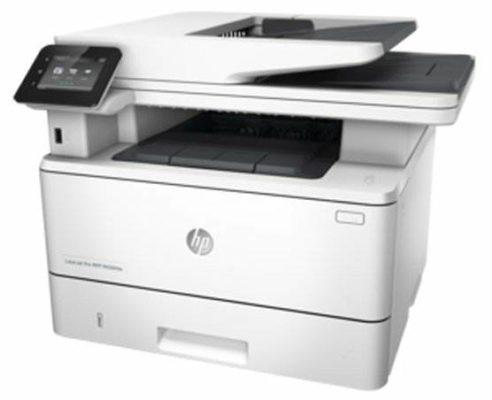 HP LaserJet Pro MFP M426fdn, белый