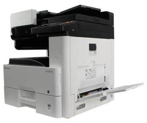 KYOCERA ECOSYS M4125idn, белый/черный