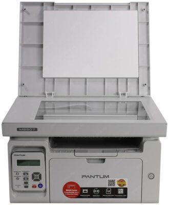Pantum M6507, белый