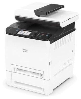 Ricoh M C250FW, белый/черный