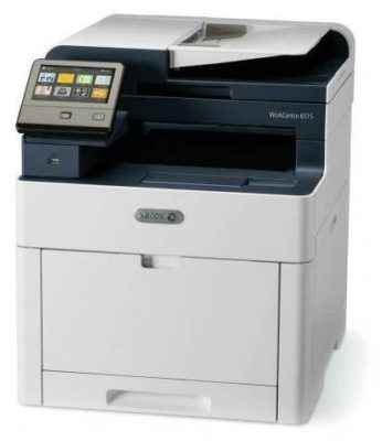 Xerox WorkCentre 6515DN, белый/синий