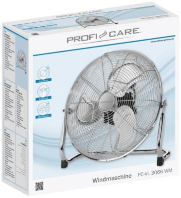 ProfiCare PC-VL 3066 WM, silver