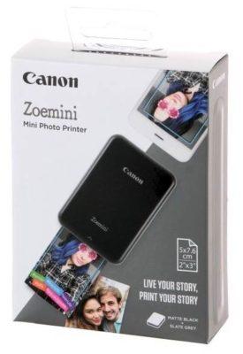 Canon Zoemini, розовый/золотистый