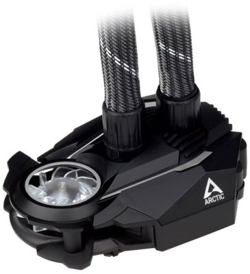 Arctic Liquid Freezer II - 360 черный